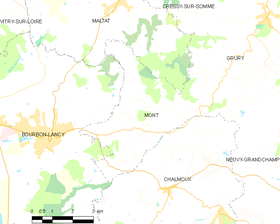 Map commune FR insee code 71301.png