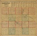 Map of Freeborn County, Minnesota - drawn from actual surveys and the county records. LOC 2012593029.jpg