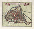 Map of Ghent by Isaac Tirion.jpg