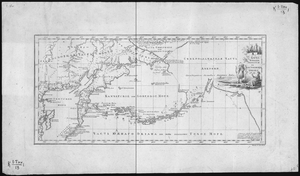 Mikhail Gvozdev - Map of the New Discoveries in the Eastern Ocean WDL126