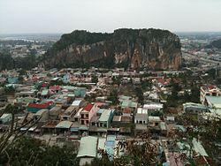 Marble Mountains near Da Nang