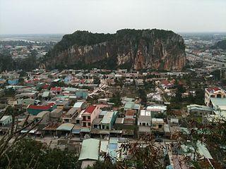 Ngũ Hành Sơn District Urban district in South Central Coast, Vietnam