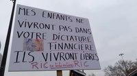 File:Marche des Femmes Gilets Jaunes Paris Bastille 6 janvier 2019 -3.webm