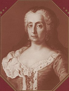 Maria Theresia of Liechtenstein, Countess of Soissons, stamp 1980, cropped.jpg