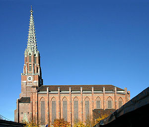 Au (Munich) - Mariahilf Church