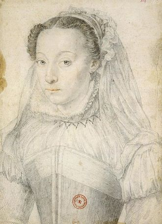 Princess of Condé - Image: Marie decleves
