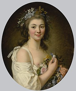 Marie Victoire Lemoine - Portrait of Madame Genlis 281N10007 4FD4Q.jpg