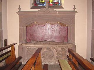 Saint sépulcre de Marienthal