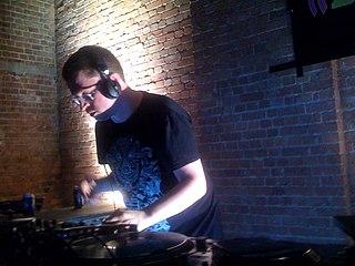 Mark Pritchard (music producer) electronic musician