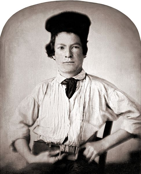 File:Mark Twain by GH Jones, 1850 - retouched.jpg
