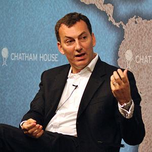 Mark Urban - Mark Urban at Chatham House in 2011