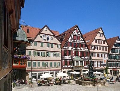 Marktplatz Tübingen Juni 2017.jpg