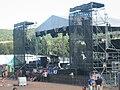 Marosvásárhelyi Félsziget Fesztivál egyik színpada (2007).jpg