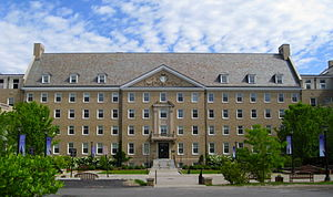 Cornell University College of Human Ecology - Martha Van Rensselaer Hall, home of The College of Human Ecology