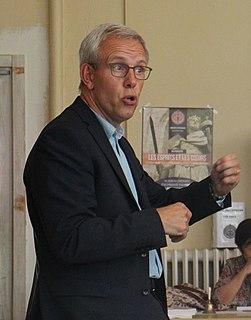 Martial Bild French far-right politician and journalist