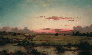 Martin Johnson Heade - The Marshes at Rhode Island.jpg
