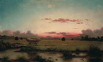 Martin Johnson Heade - The Marshes at Rhode Island.jpg