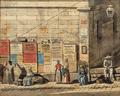 Martinus Rørbye - Gadescene fra Paris - 1834.png