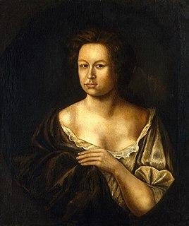 Mary Pix British writer