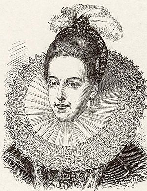 Princess Maria Elizabeth of Sweden - Princess Maria Elizabeth of Sweden