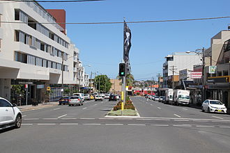 Matraville, New South Wales - Matraville town centre