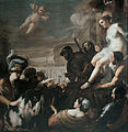 Mattia Preti (Cavalier calabrese) - Clorinda rescues Olindo and Sophronia - Google Art Project.jpg
