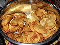 Mauritius Diwali Divali homemade delicacies food 2010.jpg