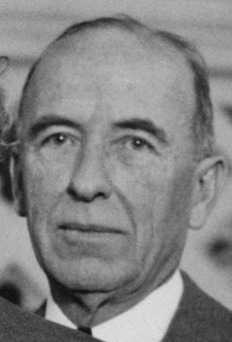 Max Farrand - Farrand in 1931