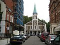 Mayfair, The Grosvenor Chapel - geograph.org.uk - 971842.jpg