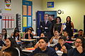 Mayor Garcetti visits students at KIPP Boyle Heights. (16387919339).jpg