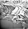 McBride Glacier, tidewater glacier terminus and outwash, August 28, 1984 (GLACIERS 5655).jpg