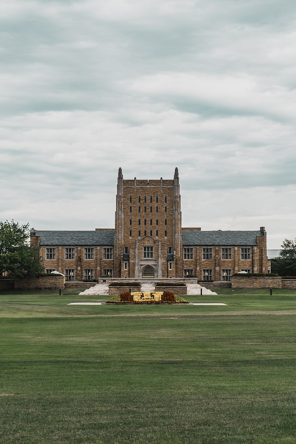 McFarlin-Library-University-Of-Tulsa