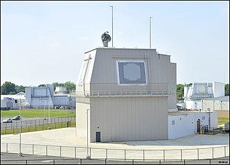 Aegis Ballistic Missile Defense System - Aegis Ashore deckhouse