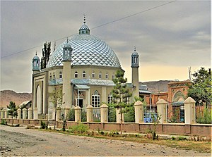 Tokmok: Mešita v Tokmoku