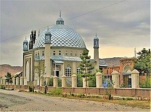 Mešita v Tokmoku