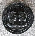 Medaglione di alessandro severo e giulia mamea, 222-235 ca..JPG
