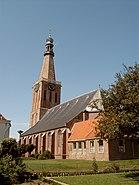 Medemblik, andere kerk 2006-08-06 13.21