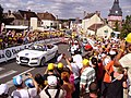 Medical assistance team at the Tour de France.jpg
