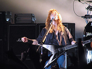 Youthanasia - Dave Mustaine later credited the entire line-up for writing Youthanasia as a tribute to the band's success at the time.