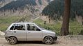 Mehran Model 2001 Right Side View At Lowari Pass,Chitral,KPK.jpg
