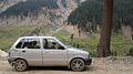 Mehran Model 2001 Right Side View At Lowari Pass,Chitral,KPK.jpg