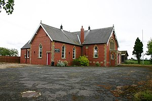 Melmerby, Harrogate - Image: Melmerby Methodist Church