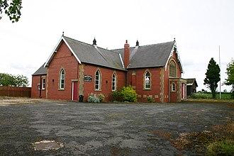 Melmerby, Harrogate - Image: Melmerby Methodist Church