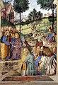 Melozzo da forlì, ingresso a gerusalemme, 1477 ca. 03.jpg