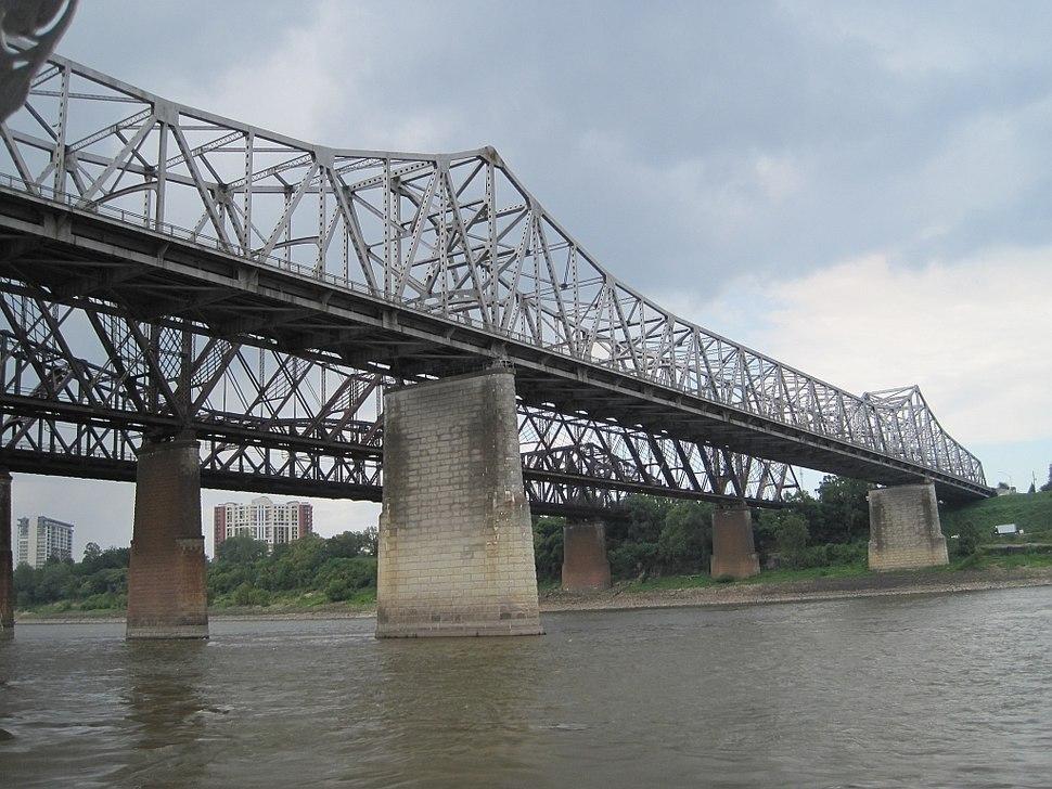 Memphis Arkansas Bridge Memphis TN 2012-07-22 016