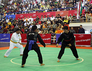 Silat - Silat finals at the SEA Games XXVI