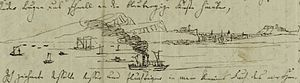 The Hebrides (overture) - Sketch of a scene by Felix Mendelssohn found in his letter of August 1, 1829 to his sister Fanny (original in the Music Division of the New York Public Library for the Performing Arts)