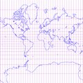 Mercator projection of world with grid.png