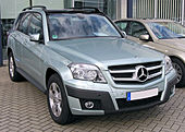 Mercedes GLK 320 CDI 4Matic Offroad-Paket 20090614 front.JPG