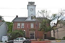 Mercersburg Borough Hall